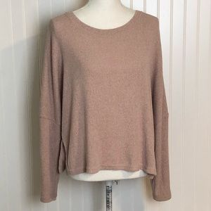 #190946 Pull&Bear slouchy sweater